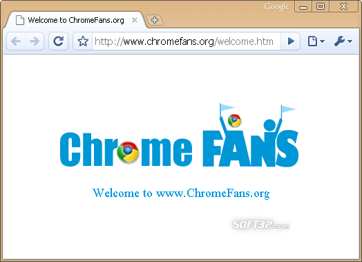 Burlywood Google Chrome Theme Screenshot 2