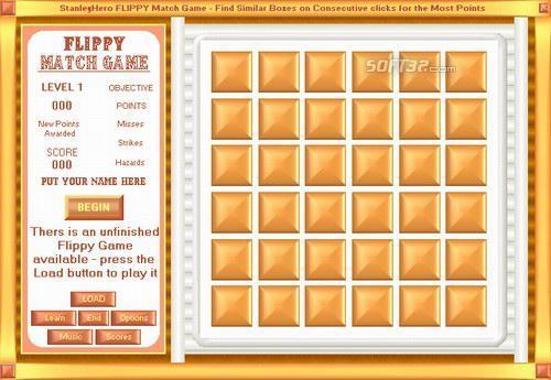 Flippy Match Game Screenshot 2