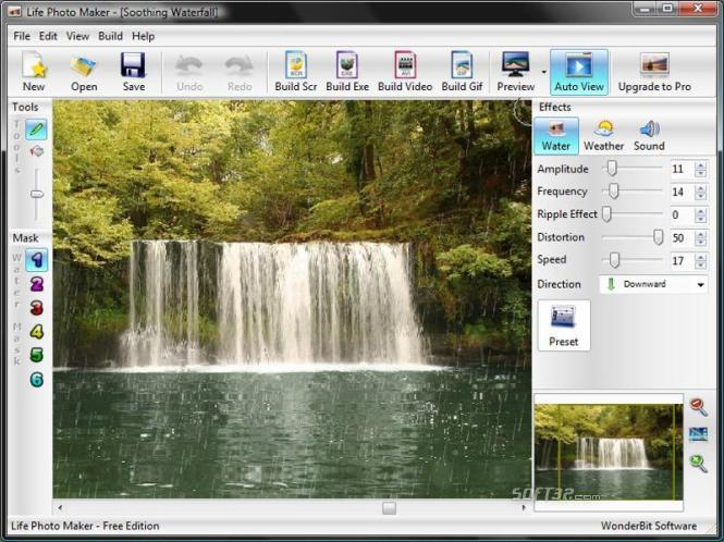 Life Photo Maker Screenshot 2