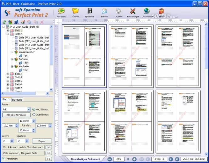 Perfect Print 2 Professional Screenshot 3