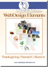 Thanksgiving Web Elements Screenshot 3