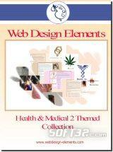 Medical & Health 2 Web Elements Screenshot 3