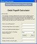 Debt Settlement Calculator 1