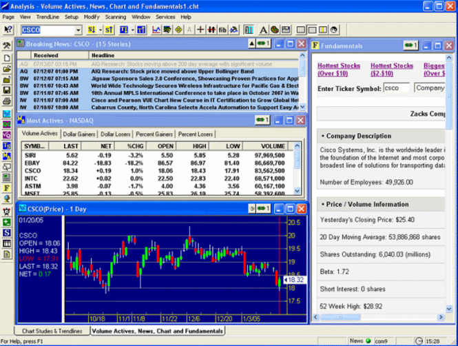 NexTrend Screenshot