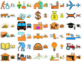 Standard Infrastructure Icons 1