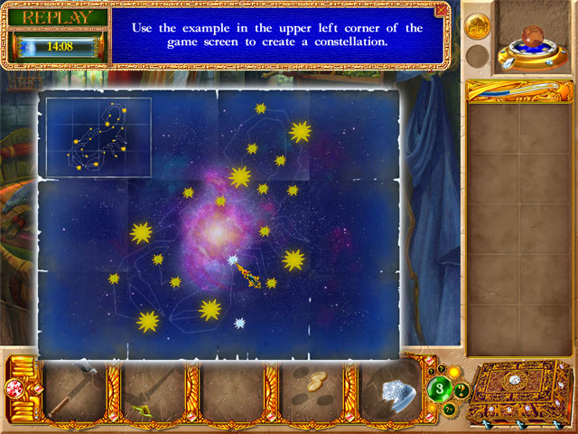 Magic Encyclopedia. First Story Screenshot 1
