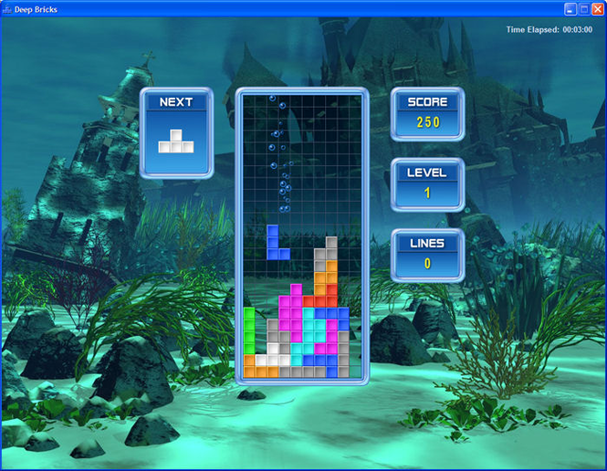 Deep Bricks Screenshot