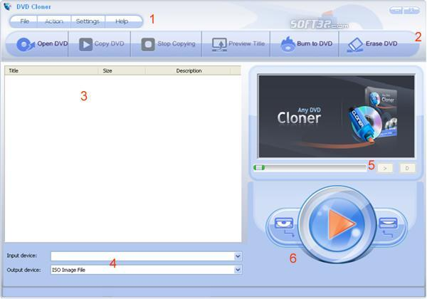Any DVD Cloner Screenshot 3
