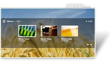 Zen Flash Gallery CS3 Component Screenshot 2