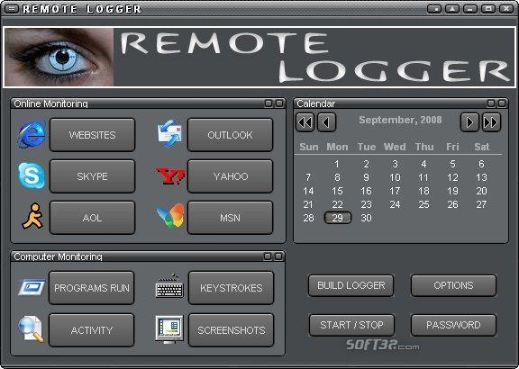 Remote Logger Screenshot 2