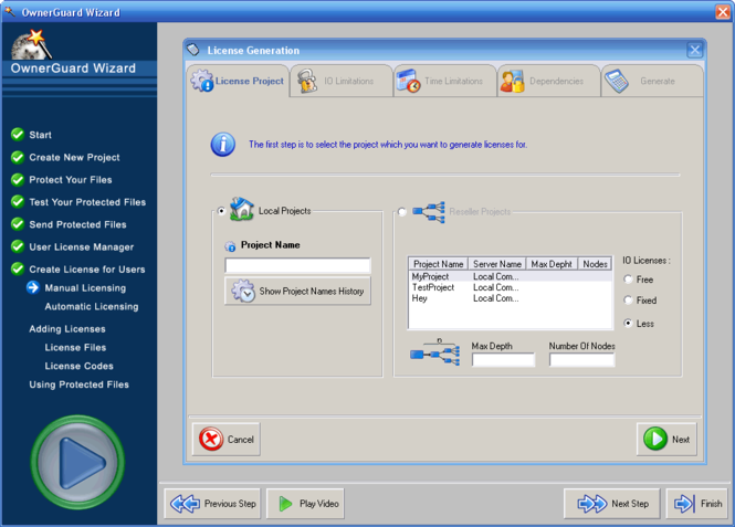 CHM Security OwnerGuard Screenshot 1