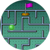 A Maze Race Screenshot