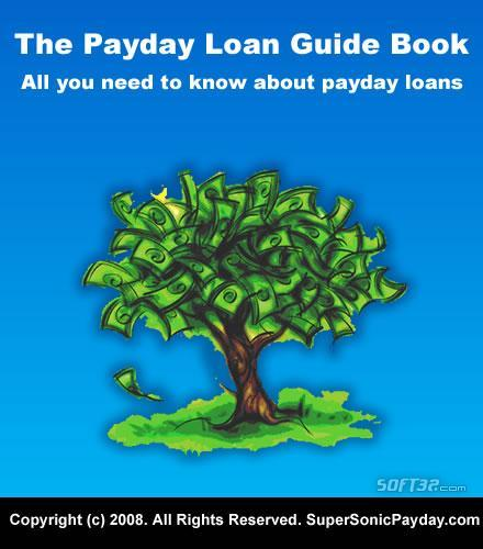Payday Loans Guide Book Screenshot