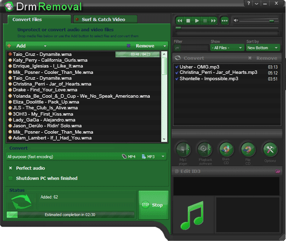 DRM Removal Video Unlimited Screenshot 1