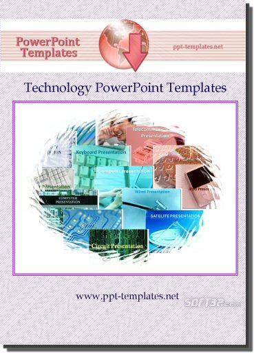 Technology PowerPoint Templates Screenshot 1