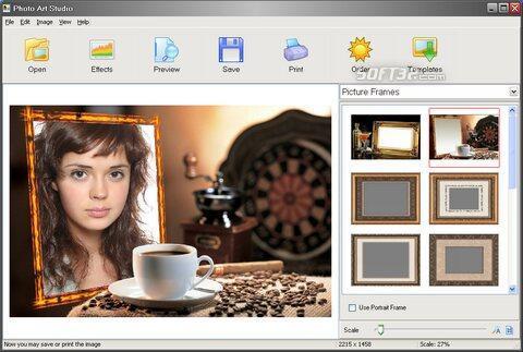 Photo Art Studio Screenshot 2