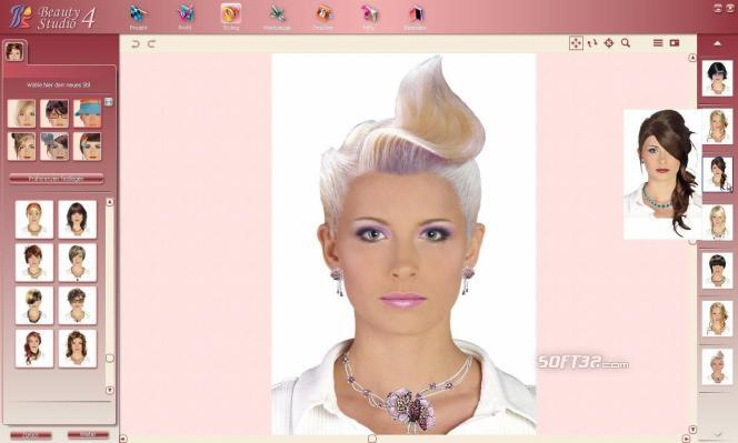 Beauty Studio - Style Advisor 4 Screenshot 2