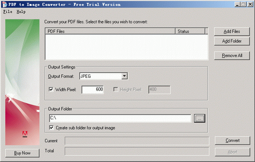 OverPDF PDF to Image Screenshot