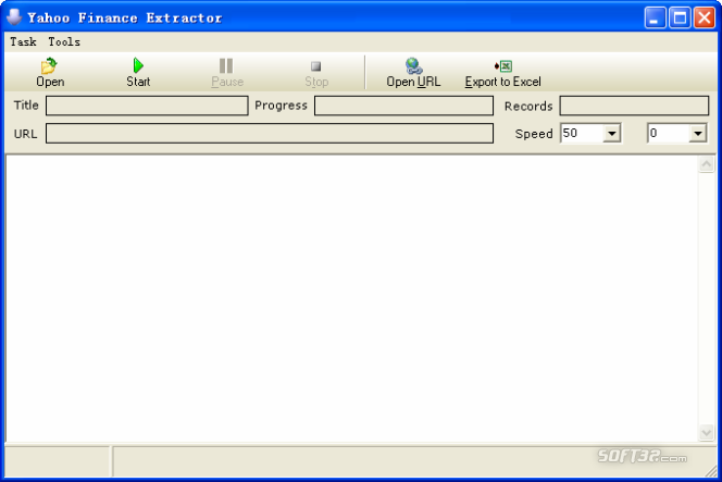 Knowlesys Web Data Extractor Screenshot 2