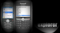 Aerize Explorer for T-mobile BlackBerry Curve 8320 1