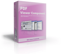 PDF Viewer Component Screenshot