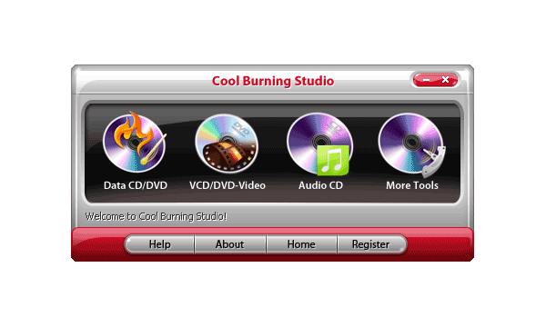 Cool Burning Studio Screenshot