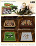 3D Board Games Collection 1