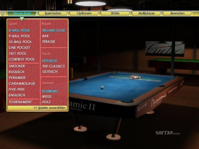 Billiard Kings Screenshot 2