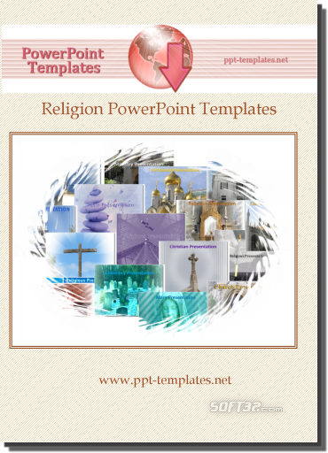 Religious PowerPoint Templates Screenshot 1