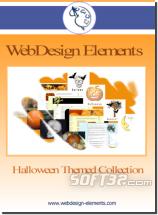 Halloween Web Elements Screenshot 3