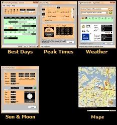 The Fishing Almanac Screenshot 1