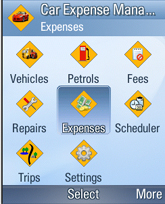 Car Expense Manager Screenshot