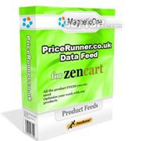 Zen Cart PriceRunner.com Data Feed Screenshot 2