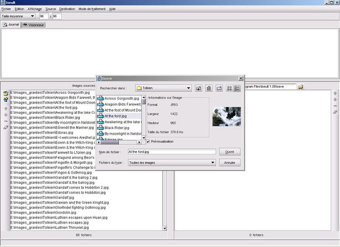 Iseult Screenshot 1
