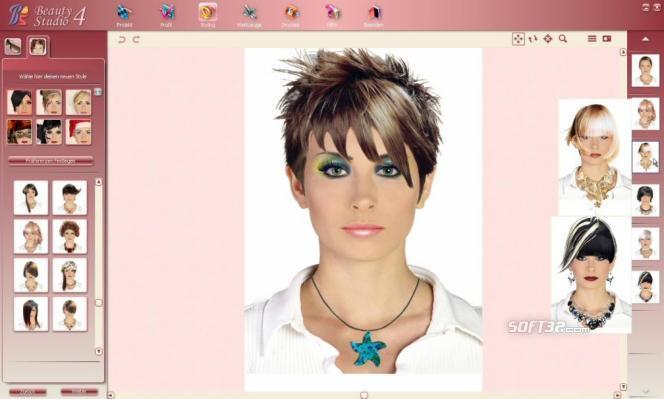 Beauty Studio - Party Styler 4 Screenshot 3