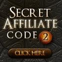 Secret Affiliate Code 2 Blog Screenshot
