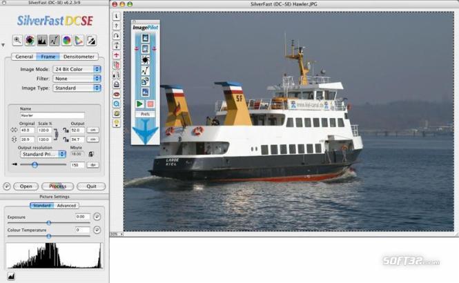 SilverFast DC SE (Mac) Screenshot 3