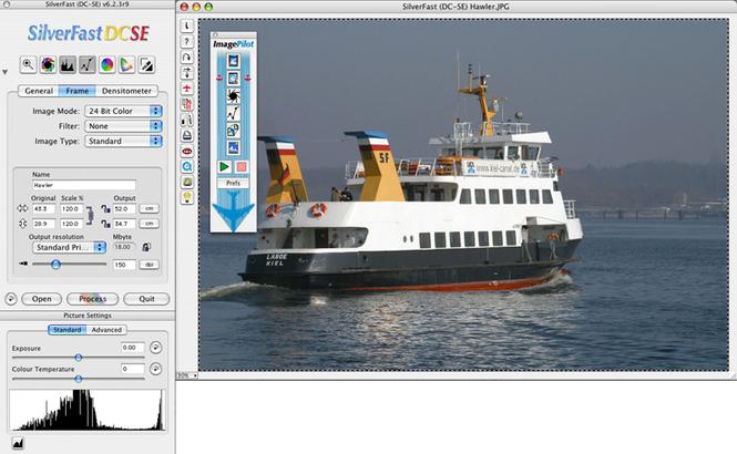 SilverFast DC SE (Mac) Screenshot 1