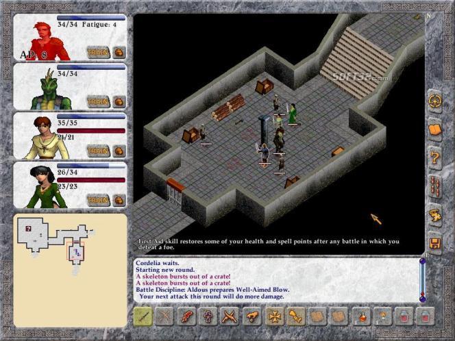 Avernum 5 Screenshot 2