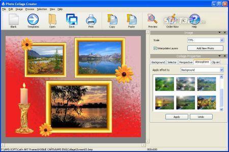 Photo Collage Creator Screenshot 2