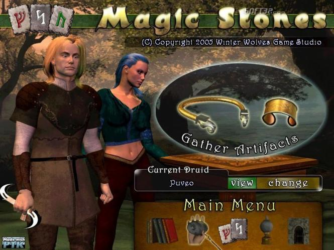 Magic Stones (MAC) Screenshot 2