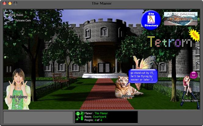 The Manor Screenshot 1