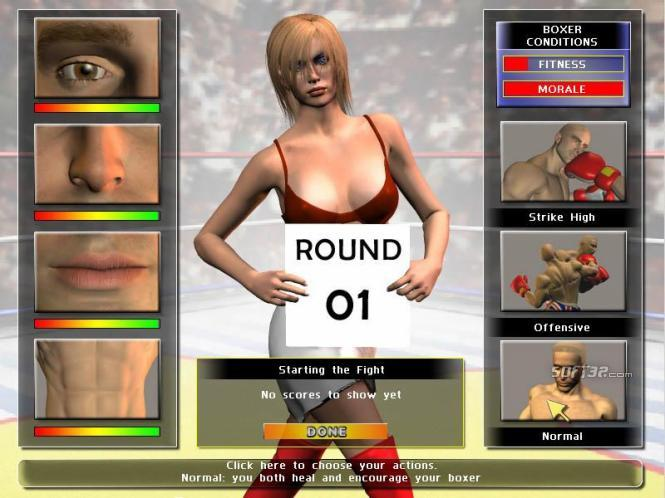 Universal Boxing Manager (Mac) Screenshot 2