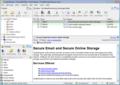 CryptoHeaven Secure Communication OS X 1