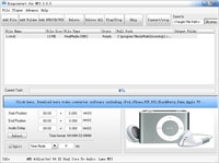 KingConvert For MP3 Screenshot 1
