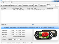KingConvert For MP4 Player Screenshot 1