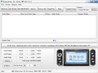 KingConvert For iRiver PMP-120 Screenshot