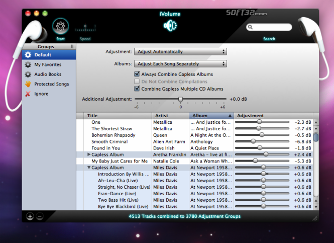 iVolume for Windows Screenshot 2