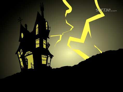 Scarytime 08 Halloween Screensaver Screenshot 2