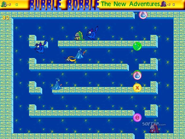 Bubble Bobble: The New Adventures Screenshot 3